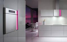 CUISINELLA ARCHITECTE KARIM RASHID kr-ambient-hot-pink-night