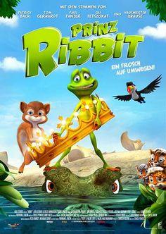 Ribbit - Kurbağa Prens - 26 Haziran 2015 Cuma | Vizyon Filmi #Ribbit #KurbagaPrens #Sinema #Animasyon http://www.renklihaberler.com/sinema-886-Ribbit-Kurbaga-Prens