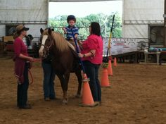Hippotherapy! We have seen amazing results. Our son loves it.