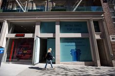 Commercial landlords are holding out for retailersthat can boost property values and credit ratings.