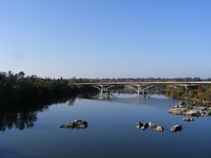 Shots On Rocks Rainbow Bridge Folsom Ca Travel Usa