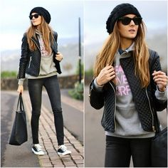 Looks con zapatillas Converse - Trendtation