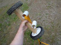 PenobscotPaddles: A Kayak Cart