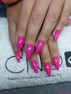 #pink #nails #pinknails #lovemyjob
