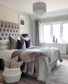 65 Minimalist Master Bedroom Design Trends - # Check more at schlafzimmer. Master Bedroom Design, Dream Bedroom, Home Decor Bedroom, Living Room Decor, Bedroom Designs, Bedroom Styles, Master Bedrooms, Bedroom Furniture, Diy Bedroom