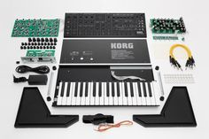 MS-20 Kit 〜 Build a real MS-20 with your own hands.