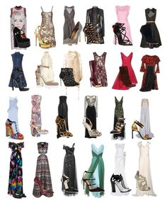 """November 30,2015  !!!!"" by valbonamari on Polyvore featuring Isolda, Prada, Blumarine, Tory Burch, Marchesa, Oscar de la Renta, Mary Katrantzou, Valentino, Zac Posen and Alberta Ferretti"