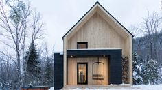 """Award-winning architecture probably isn't the first thing that comes to mind when hearing the word """"cottage."""""""