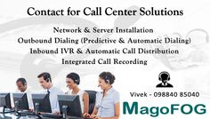 MagoFOG delivers high quality, cost-effective call center software solutions to small business companies in Chennai. We helps your business enhance operational efficiency, improve performance, and optimize customer service.  Contact us for more information.
