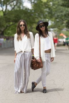 Governors Ball Street Style - Festival Fashion