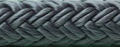 Seachoice Double Braided Nylon Fender Line - 1/4""
