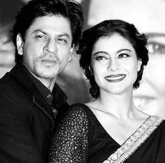 SRK & Kajol