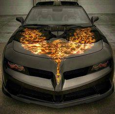 Firebird Phoenix Hot or Not? • Follow @supercarspix • • Photo by: @killerpaint • #supercarspix #firebird #camaro #chevrolet