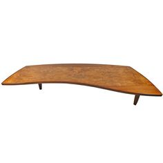 Coffee Table Designed by George Nakashima ca1960