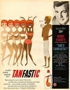 tanfastic_ad_1960 | Flickr: Intercambio de fotos