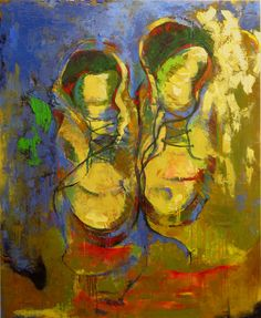 """Work Boots 65"""" x 53"""" Oil"""
