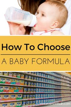 How To Choose a Baby Formula. What ingredients & what kind of proteins matter the most. Why organic isn't the best.
