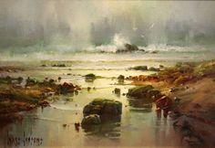 Ivars Jansons 1 Paintings by Ivars Jansons