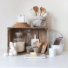 """With designs: NIB-utfordring """"Blanke ark på kjøkkenet"""" Interior Blogs, Store Windows, Ark, Display Ideas, Kitchen, Challenge, Design, Home Decor, Life"""