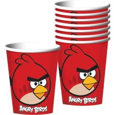Angry Birds Party Supplies - Party City