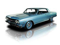 "1965 Chevrolet Chevelle Malibu...my first car ""Clyde"""