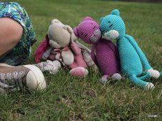 Amineko, doudou chat au crochet, diy, grame