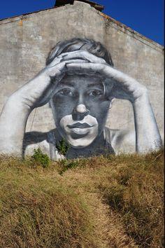 Mesa #street art #graffiti