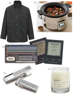 The Holiday Gift Guide 2 (2013): Gifts for Him