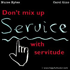 Nurse Bytes Quote  #nurse #carolgino #rn #nursebytes #hopefulhealer #caregiver #quote