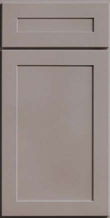 Merillat Classic® Portrait w/ 5 piece drawer in Shale