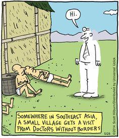 The Argyle Sweater Comic Strip. Scott Hilburn.