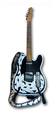 We all know what this is. (Why sell Waylon's guitar?)