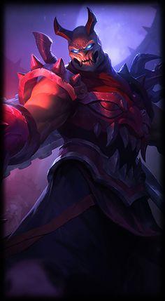 League of Legends- Bloodmoon Shen