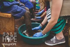 The perfect example of servitude is washing one another's feet, but how can we implement that in our daily lives? Sole Hope, Isaiah 6 8, Basic Style, Fashion Basics, Photo Credit, Spiritual, Wanderlust, Lord, Watch