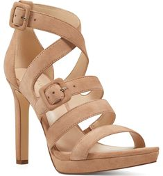 cc75c1d9e0d Nine West Tarykah Strappy Sandal (Women)