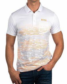 1a39e990 Polos Hugo Boss ® Hombre Paule Pro - Blanco | ENVIO GRATIS Online Shopping  Clothes,