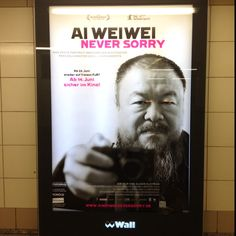 Finally watched this documentary last night.  Ai Wei Wei is such an inspiration.