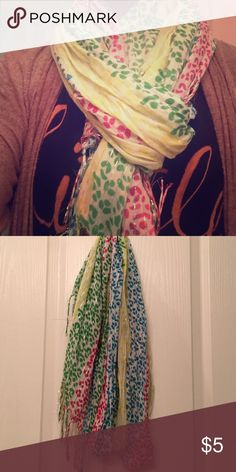 Spring scarf All the colors of spring! Accessories Scarves & Wraps