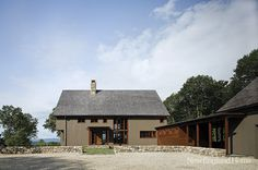 barn exterior - I LOVE this!!!
