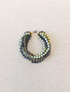 The new @31bits Bundled Oasis bracelet
