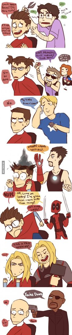 Superfamily. Spiderman, get with he Avengers already!