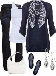 Take a look at the best business casual women jeans in the photos below and get ideas for your work outfits! 40 Fall Winter Fashion Outfits For 2015 Polyvore Outfits, Polyvore Fashion, Fall Winter Outfits, Autumn Winter Fashion, Spring Fashion, Winter Shoes, Winter Wear, Autumn Fashion Women Over 40, Winter Dresses