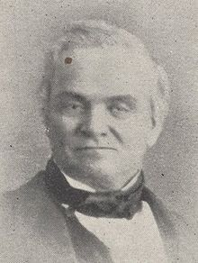 Joseph Mosely Root was a US Representative from the state of Ohio.