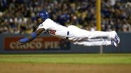 Big Blue makes a run for the National League pennant - Framework - Photos and Video - Visual Storytelling from the Los Angeles Times
