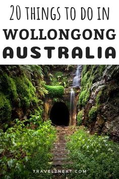 20 things to do in Wollongong Discovering the secrets of region is one australia newsouthwales wollongong travel travelguide hiddentreasure tunnel rockcliffs glowworms kiama blowhole nature Australia Travel Guide, Visit Australia, Amazing Destinations, Holiday Destinations, Wollongong Australia, Places To Travel, Places To See, Australian Road Trip, Holiday Places