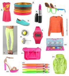 Coffee and Cashmere: Neon Lights