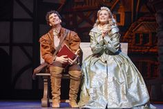 A look at the brilliant Tony Award-winning costume designer Gregg Barnes' process on his latest Broadway production, Something Rotten! Broadway Nyc, Broadway Theatre, Musical Theatre, Broadway Shows, Tony Award, Something Rotten Broadway, Stages Of Writing, Broadway Costumes, Theatre Geek