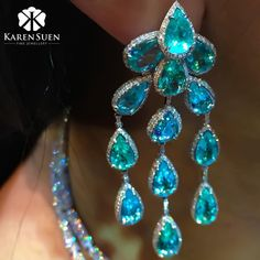 We are at SINGAPORE JEWELFEST 2016 from 12:00-20:00 at booth RC-04, come by to view the latest Paraiba Tourmaline collection!