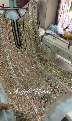 AsifaandNabeel Walima Dress, Shadi Dresses, Pakistani Formal Dresses, Mehndi Dress, Pakistani Wedding Outfits, Pakistani Wedding Dresses, Pakistani Dress Design, Designer Party Wear Dresses, Indian Designer Outfits