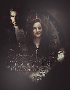 Divergent!!! :D
